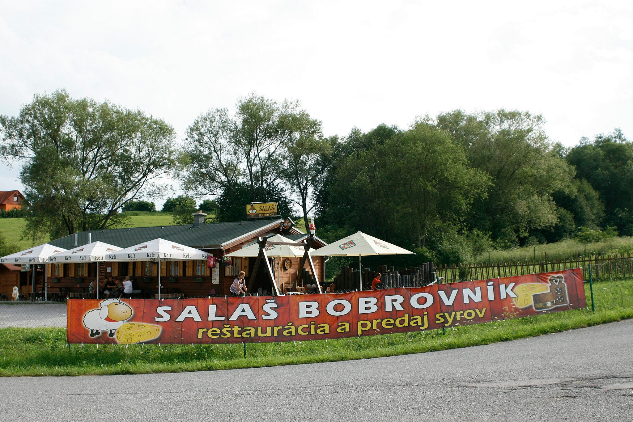 Salaš Bobrovník