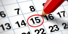 Kalendarz wydarzeń