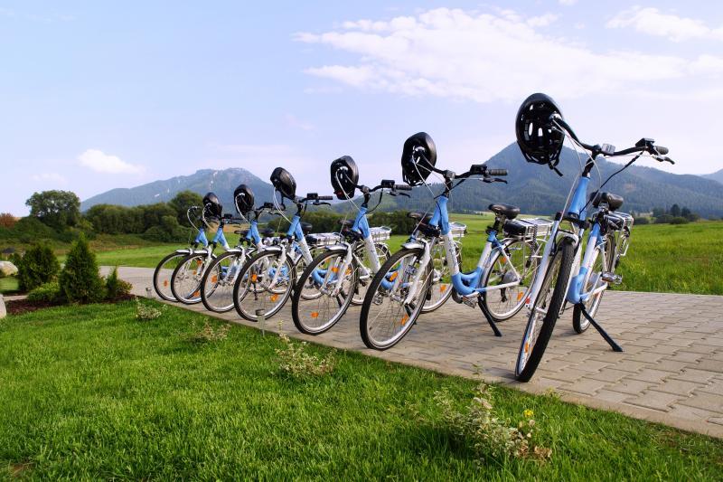 Bike rental Liptov