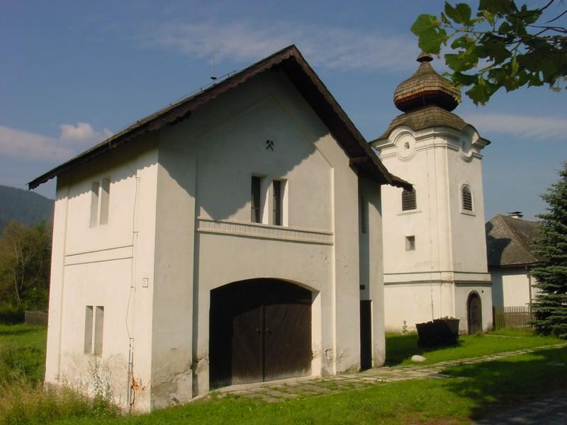 Múzeum baníctva a hutníctva Maša Liptovský Hrádok