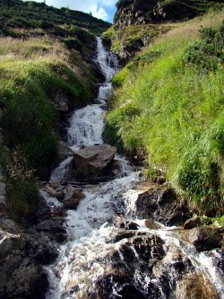 sarafiovy Vodopad