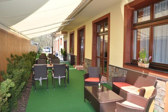Reštaurácia Penzion Drak