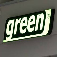 Čerpacia stanica Green