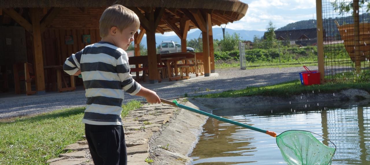 Rybáreň na Háku