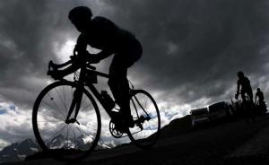 94. ročník Tour de France v horskom priesmyku Galibier, AFP PHOTO/JOE KLAMAR