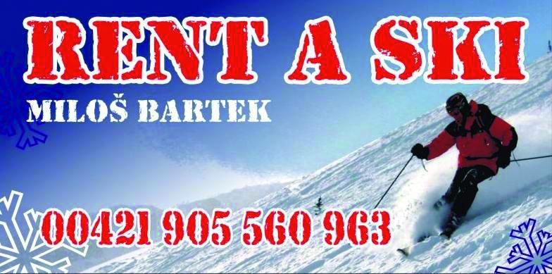 BARTEKSKI - Požičovňa a servis lyží