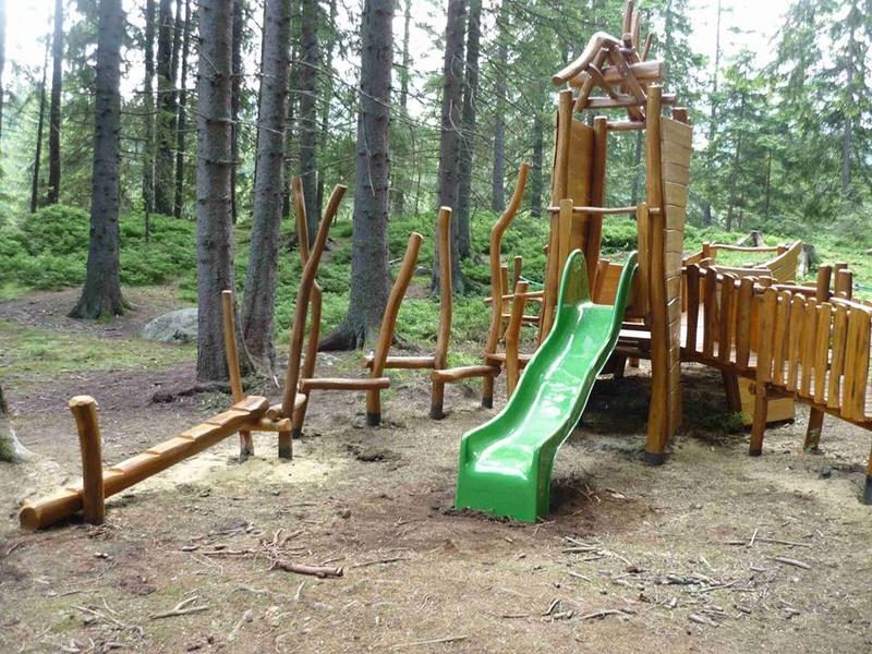 Detské ihrisko VTÁČIK
