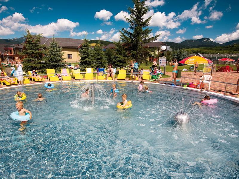 Vodný park Bešeňová