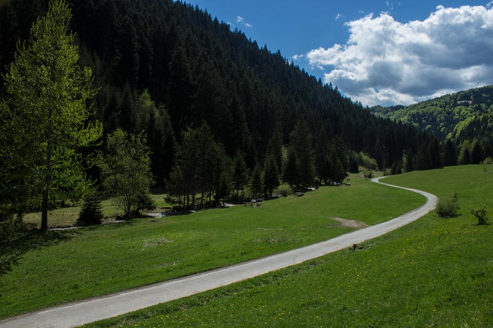 Náučný chodník známa - neznáma Čutkovská dolina