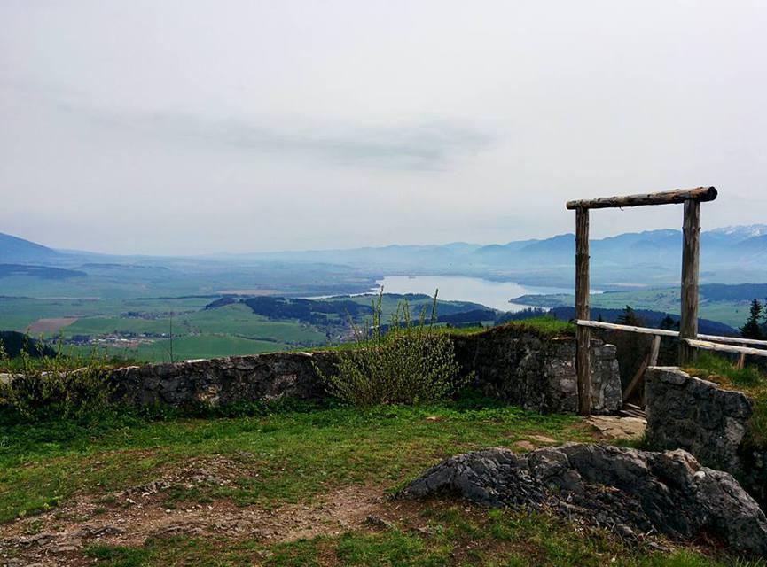 Liptovský (Sielnický) hrad