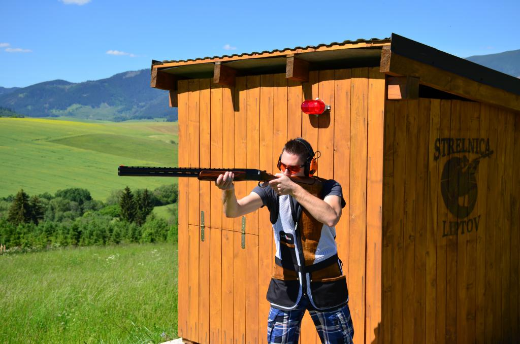 strelnica liptov