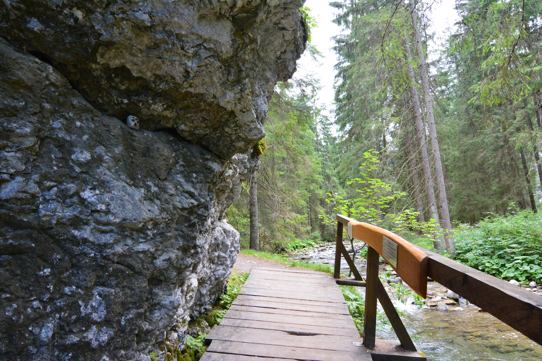 Náučný chodník Príbeh vody Demänovská dolina