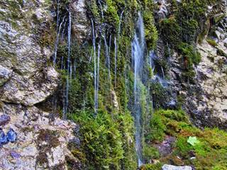 Jelení vodopád