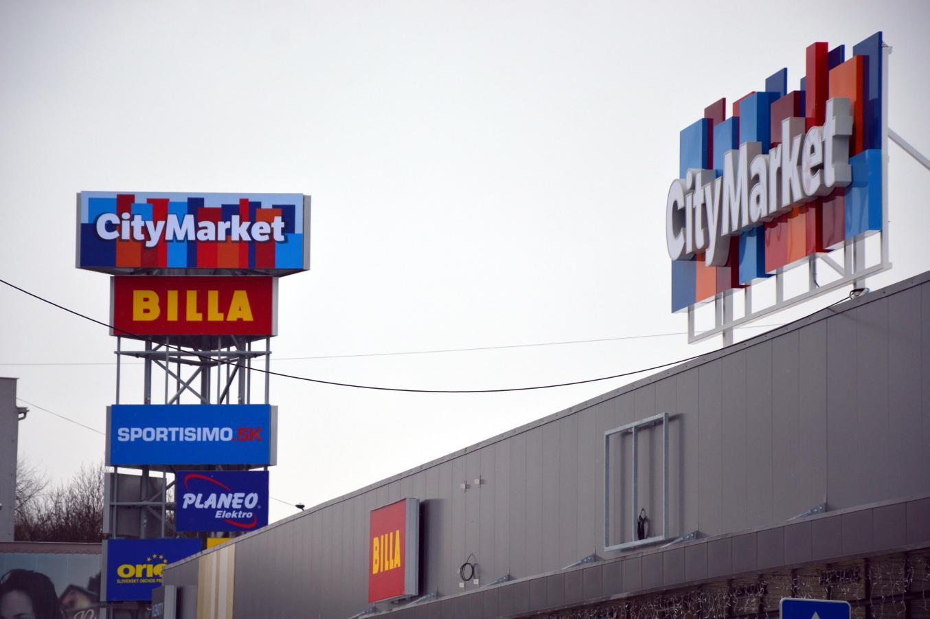 City Market Ružomberok