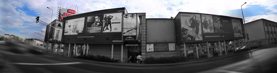 Jasna shopping city