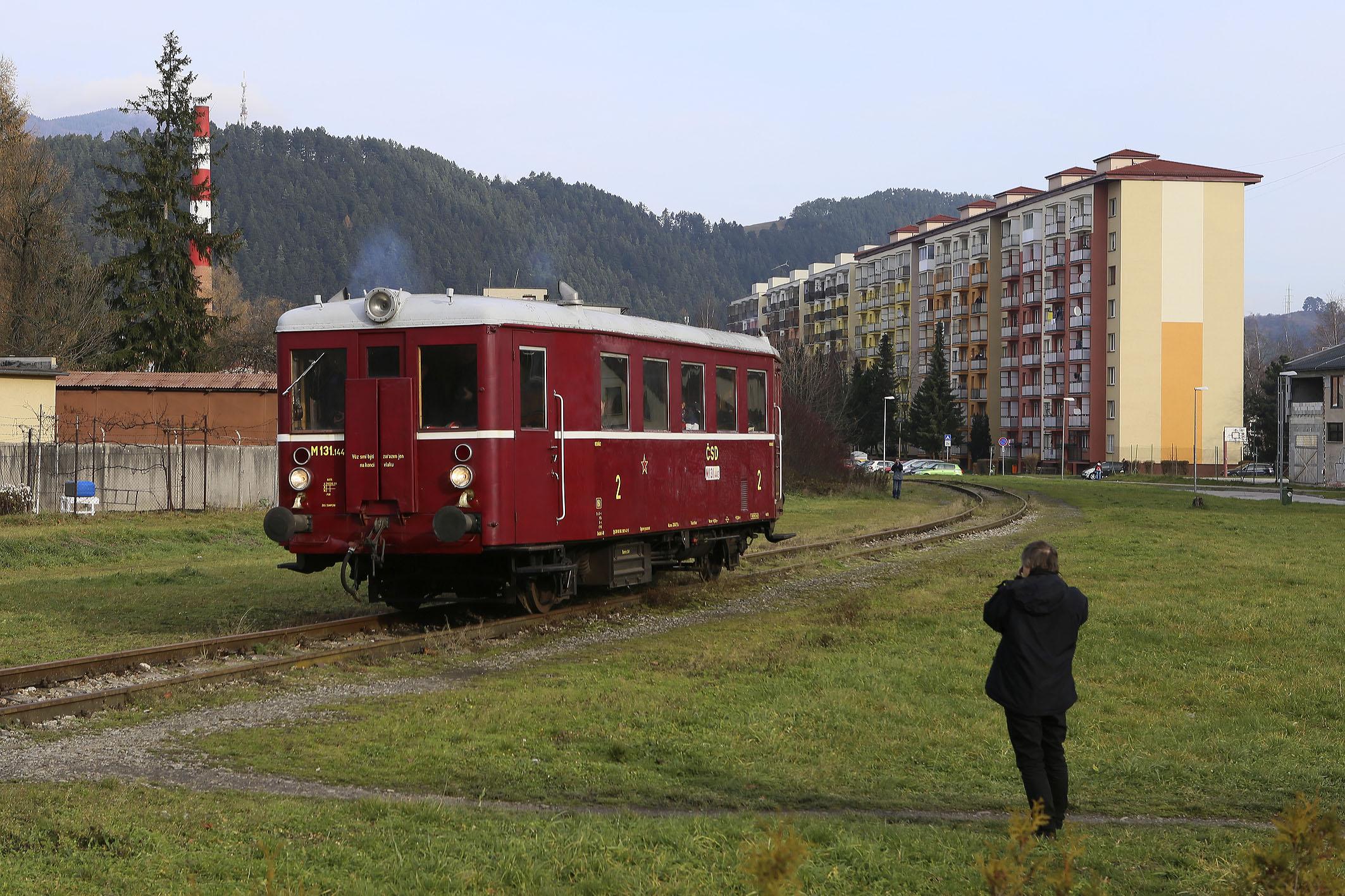 Vlak Korýtko