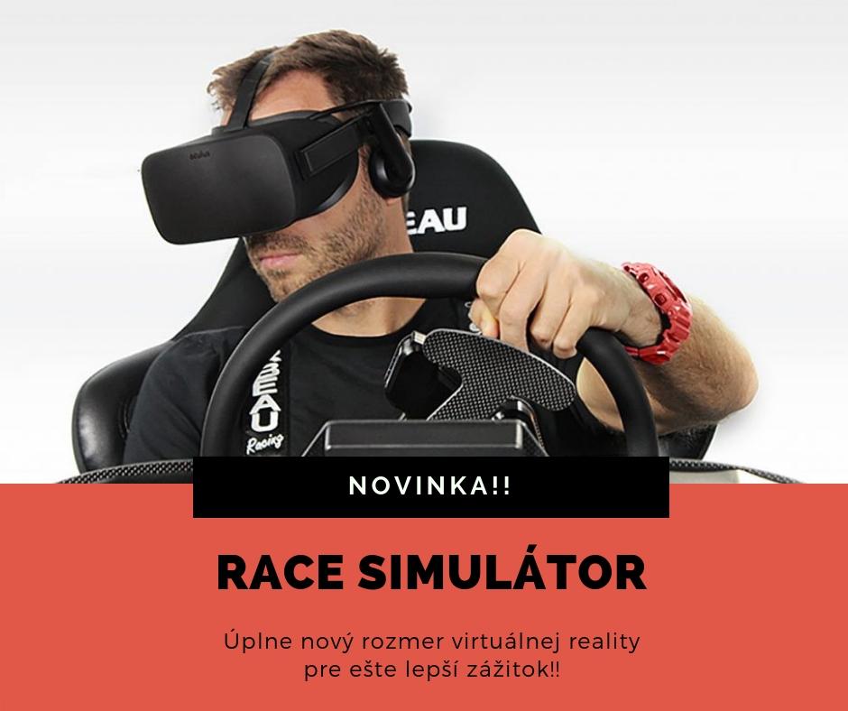 Paradox - virtuálna realita